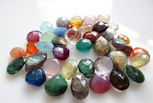 Gemstone Accessories on ArtFire / All sorts of Gemstone Accessories found on ArtFire. From jewelry to craft supplies. / by Artfire.com
