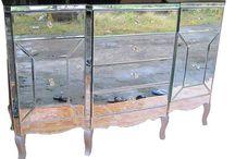 mueble de espejo