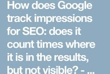Impression - SEO Strategies / Google 'Purr Traffic' for SEO Services :)