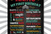 Keidos 1st birthday