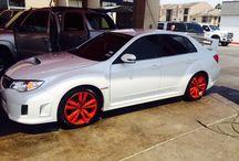 2012 Subaru STI / My baby