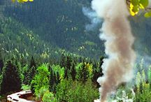 Durango Silverton Narrow Gauge train / Photos of the train / by O-Bar-O Cabins