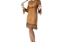 Fashion ✄ Costume (Native American)