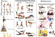 Exercício e Treinos
