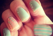Mint add your nail ideas here / Ideas to try