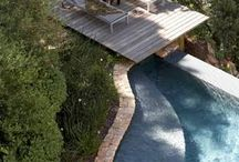 Backyard designs / by Cheryl Savage