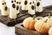 Halloween Ideas / Halloween fun doesn't have to stop just because you're too old for trick or treating. Enjoy some time in the kitchen during these chilly autumn days make the most of these very simple recipes.