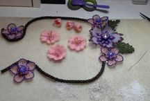 Work in Progress, Bead Embroidery, The Pearlfactory