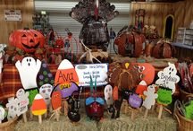 South Texas Maize Gift Barn / Our new gift barn offers a variety of great items for sale.