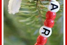 Christmas diy toddler crafts
