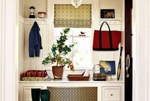 Mud Room / by Stephanie Hinton DuCharme