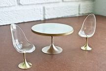 meubles miniatures
