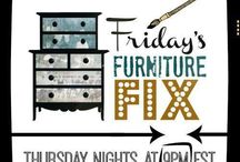 Friday's Furniture Fix / A collection of our weekly featured furniture.