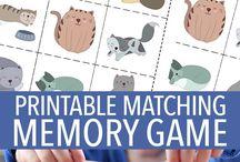 Memory Games!