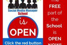 Social Media Manager School
