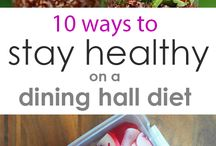 Healthy Living / by University of Mobile