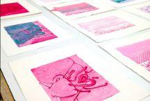 Printmaking for Kids