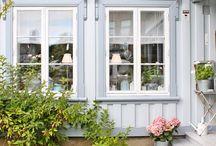 Window Trim Exterior Scandinavian