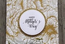// CARDS - MOTHER'S DAY / Handmade Cards By Melissa Kay By Design