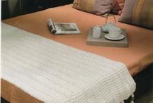 Pie de cama tejidos