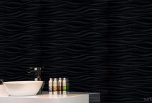 Wave / Wave is a look that is like no other Surface Art tile. The name says it all. This line is a 3D wall tile with the curves and depth to remind you of a day by the ocean. As part of our 2016 Tile Collection Wave will be available summer 2016 but you can see it on our website now!