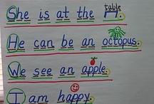 anchor charts / by B.L.C