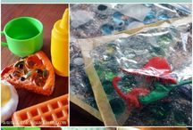 KIDS - Activities / A curated list of kids activity ideas from lifestyle blogger, Simply {Darr}ling.