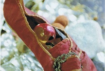Goody Two Shoes  / Give a girl the correct footwear and she can conquer the world.  -  Bette Middler / by Lyn Drabot
