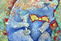 Ibragim balov art / Моя живопись и работы.