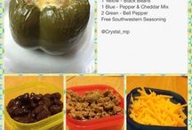 21 day fix meal ideas / Eating healthy / by Mathilda Reid