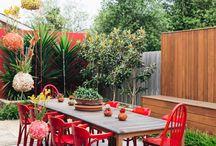 Terrasse-jardin