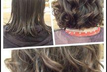 Korean Curly Short Hair