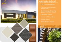 Design Pallets / Inspiration for the exterior of your home.