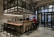 Bares, Cafés e Restaurantes