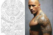 Tattoo Polynésie