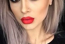 Eye Colourwash & Bold Lips