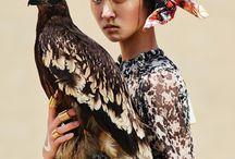 Colorado of Peru in Vogue
