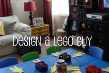 Mason's Lego party / by Karie