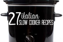Slow cook recipe