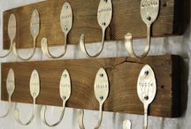 Upcycle: silverware / by Pembroke Estate Sales