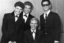 The Everly's, Adam Faith, and Roy Orbison. 1962