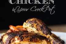 Crockpot Chicken Recipes / Crockpot Chicken Recipes | Chicken Slow Cooker Recipes