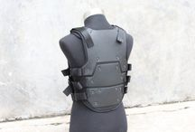 tactical armor? / by Darius Vons