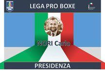 1^Assemblea Elettiva Lega Pro Boxe / Elenco degli Eletti!!!