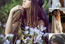 I love bohemian! / I love bohemian style. The colors, fabrics, the romantic touch. This is a board to inspire me and you!