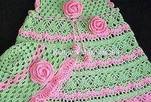 Vestidos bb Crochet