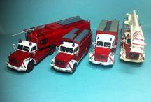 Feuerwehr frankfurt 1/87 / Mas modelos de mi coleccion en: Vehiculosh0.blogspot.com