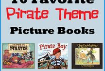 Pirate Books and Theme