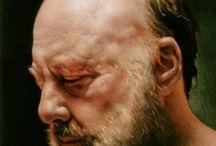 Portrait - Retrato / Oil painting - Pintura al oleo Realism - Realismo