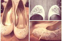 DIY Shoes Decoration